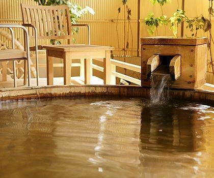 かけ流し源泉の宿 渋の湯