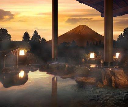 富士見露天の宿 ホテルグリーンプラザ箱根