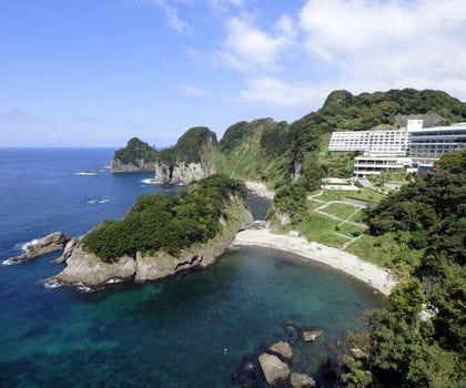 堂ヶ島ニュー銀水
