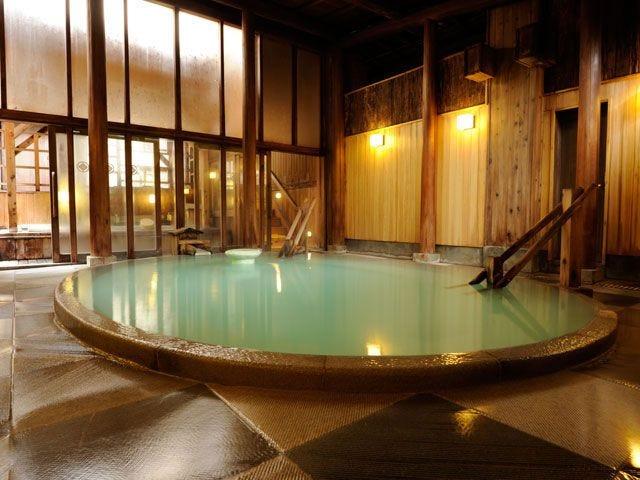 奈良屋の温泉・風呂