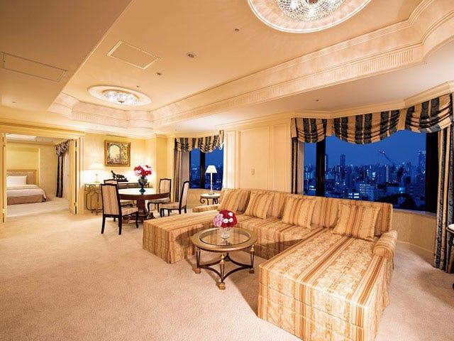 ロイヤル 東京 リーガ ホテル