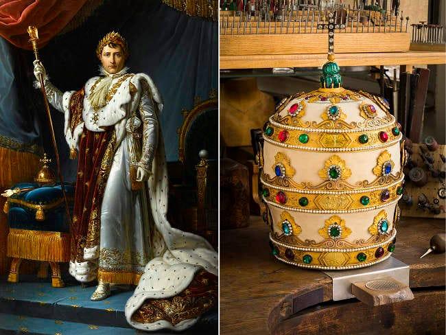 マリー・アントワネットとナポレオンが恋したジュエリー。丸の内・三菱一号館美術館「ショーメ 時空を超える宝飾芸術の世界」展
