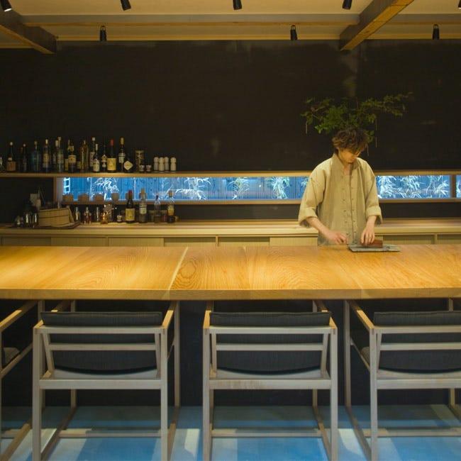 <OZmagazine TRIP掲載>祗園・東山の町家カフェで本格デザートを食べる