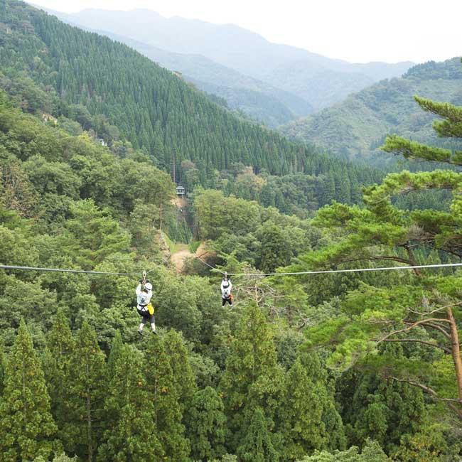 OZ発、プチトリップ vol.013 里山のおいしさと温かさを知る福井県池田町へ