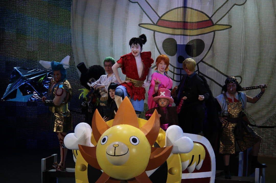 スーパー歌舞伎Ⅱ『ワンピース』で新感覚のエンタメ体験