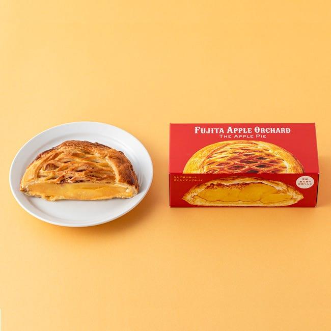【茨城県のご当地スイーツ】スイーツなかのが選んだ逸品!リンゴ好きにはたまらない贅沢すぎるアップルパイ