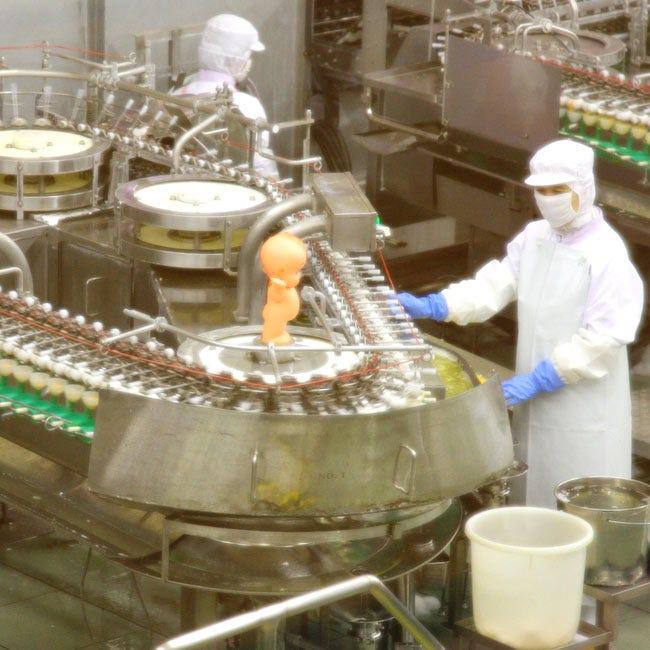 【大人の工場見学】キユーピー製品がいろいろ試せる「サラダ試食」も!茨城県「キユーピー 五霞工場」
