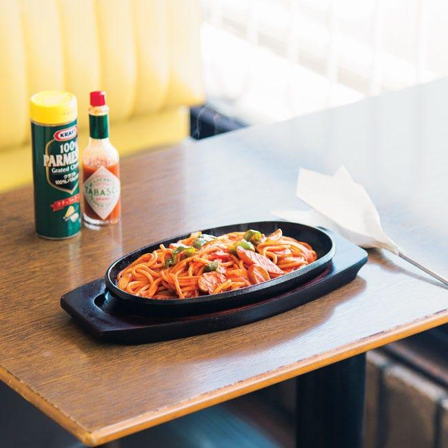 【熱海グルメ】懐 かし味 の 洋 食 に ホッ!ひとりじっくり味わいたいレトロな洋食