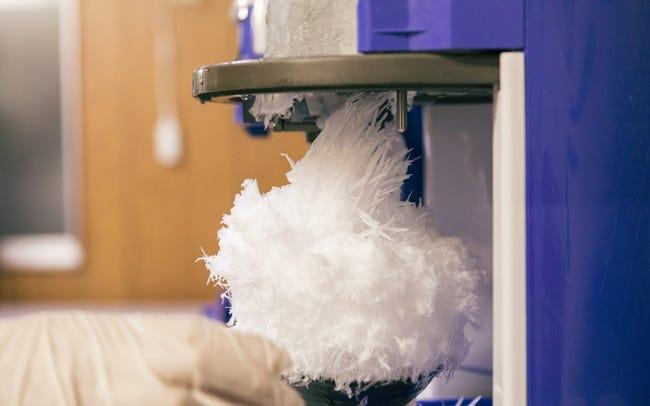 梅島「椛屋」のかき氷の魅力1