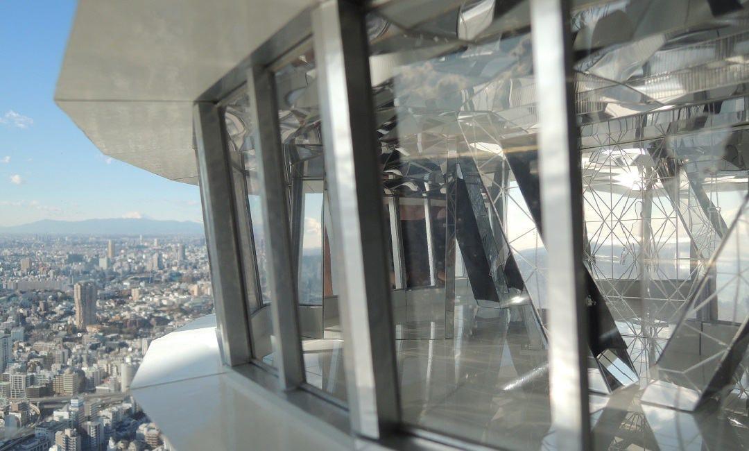 東京タワーの特別展望台が新アト...