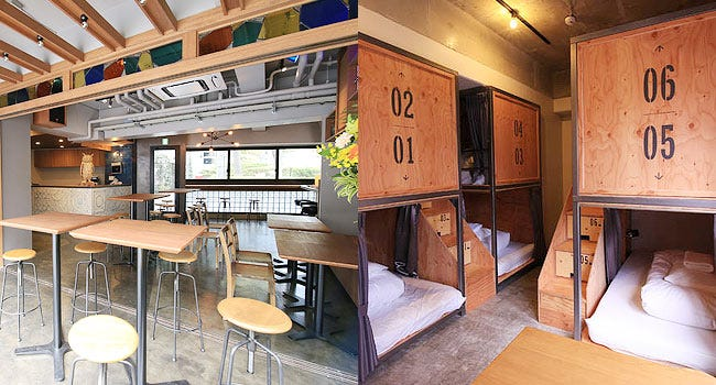 WISE OWL HOSTELS SHIBUYA(東京都・渋谷)