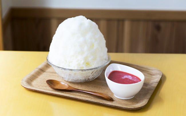 巣鴨「雪菓」のかき氷の魅力3