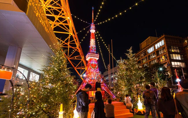 タワー 何 メートル 東京