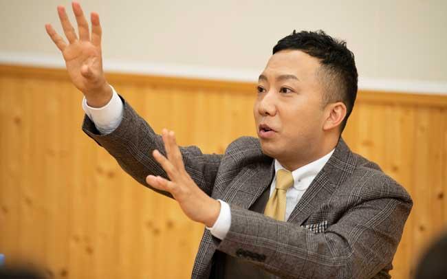 市川猿之助さんインタビュー!何度でも観たくなるスーパー歌舞伎Ⅱ ...