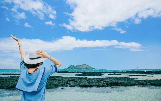 70d5f4c1ffe 【ひとり旅】自然あふれるチェジュ島で、のんびりゆっくり自分を見つめなおす贅沢なヒーリング旅