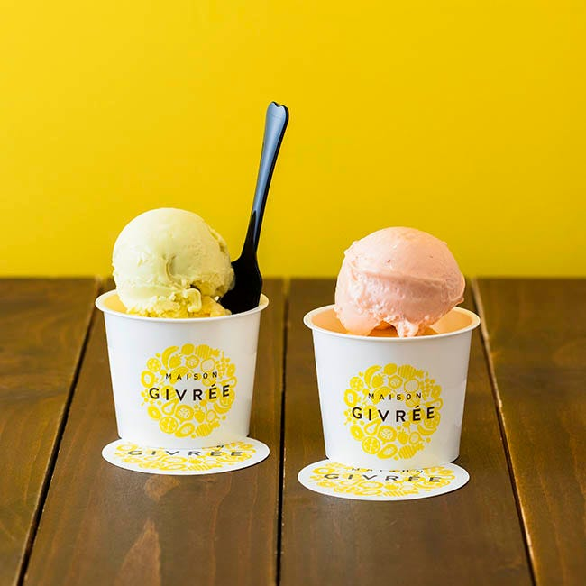 【職人のアイス】採れたてフルーツや野菜が、こんなにおいしいアイスクリームに!中央林間「MAISON GIVREE」