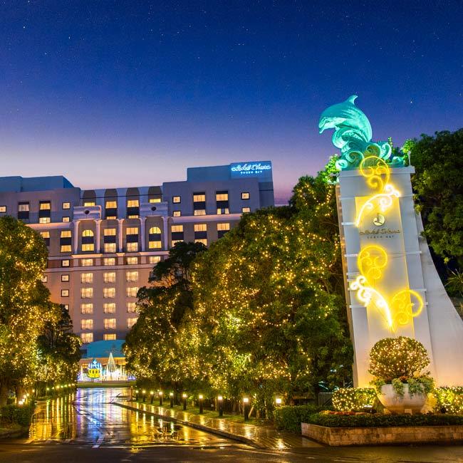 輝きに包まれた特別な1日を。舞浜・ホテルオークラ東京ベイのウィンターイルミネーション【イルミネーション2019】