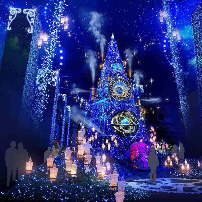 光と遊べ!大阪・ひらかたパークで「光の遊園地 ~Time Travel Fantasy~」開催【イルミネーション2019】
