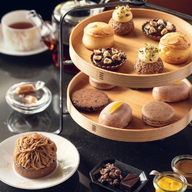 バレンタインシーズンに訪れたい。魅惑のチョコレートアフタヌーンティー5選
