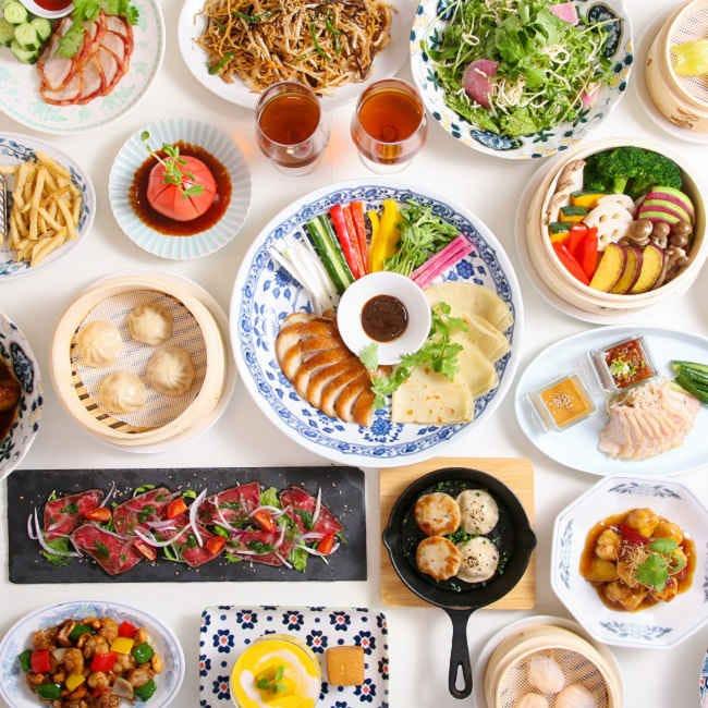 台湾で行列のできる小籠包専門店の姉妹ブランド「Din's &」が目黒駅前にオープン!ランチ限定で香港のまかない飯も