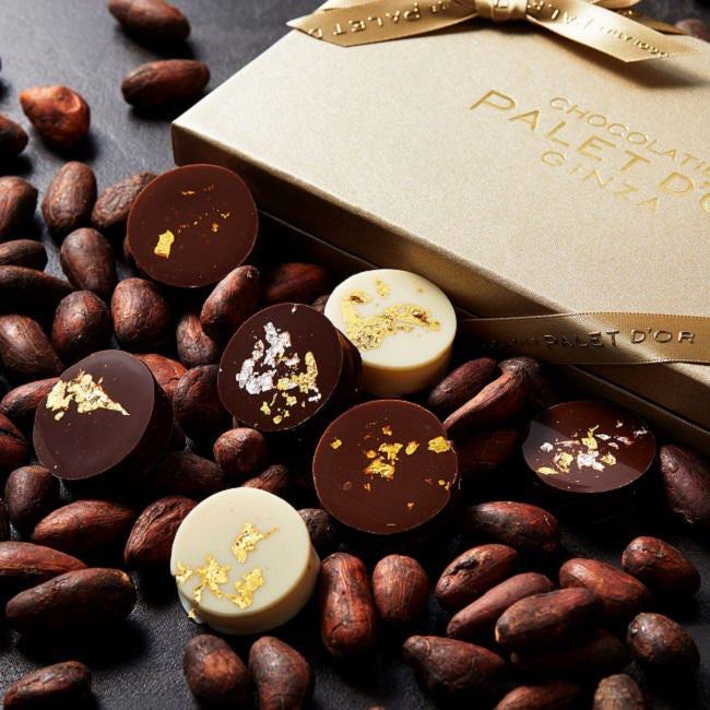 【銀座店限定スイーツ4選】チョコレート専門ブランド「ショコラティエ パレ ド オール 」が銀座にオープン