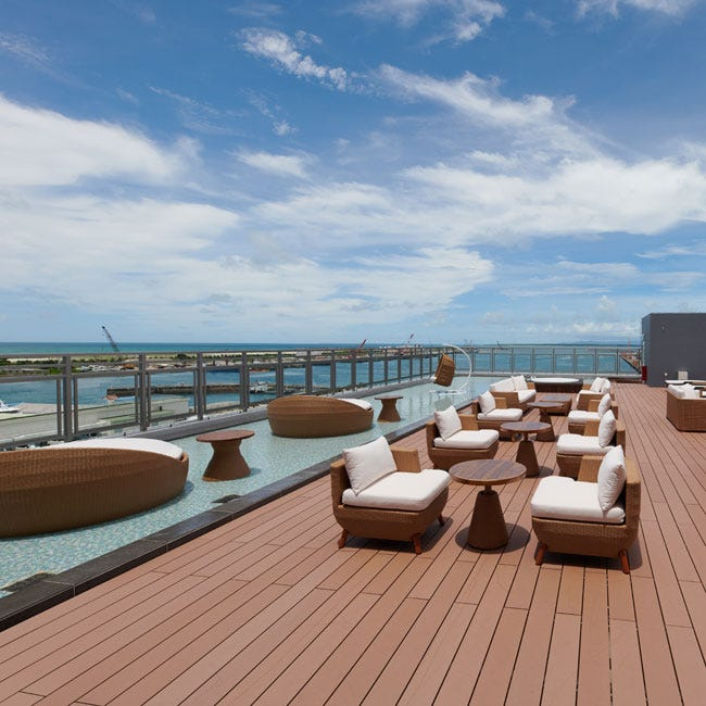 【NEW OPEN 2020】まるで海外のよう!今すぐ旅立ちたくなる海辺のリゾートホテル