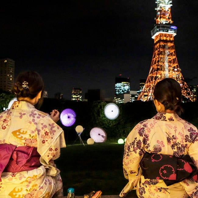 鈴虫の声を聴きながら浴衣で夕涼み!ザ・プリンス パークタワー東京の「SUZUMUSHI CAFE」で夏を満喫