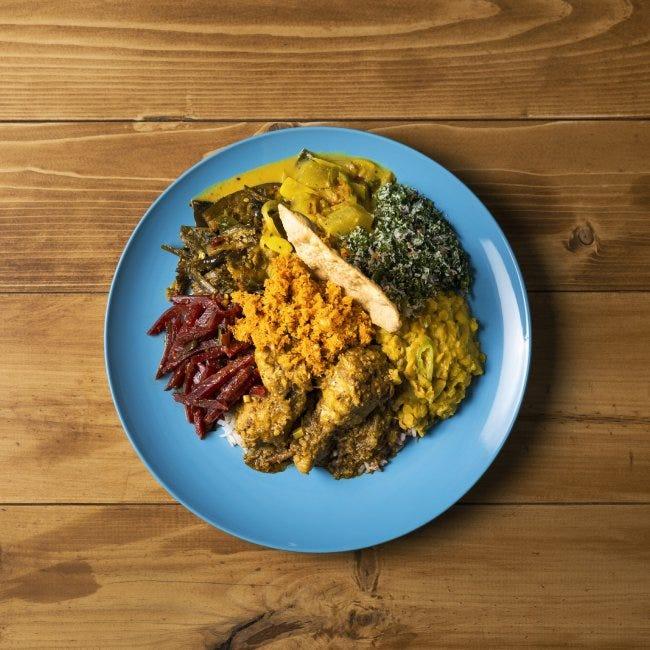【蔵前・田原町・浅草のカレー】下町で食べたい、本格スパイスカレー3皿
