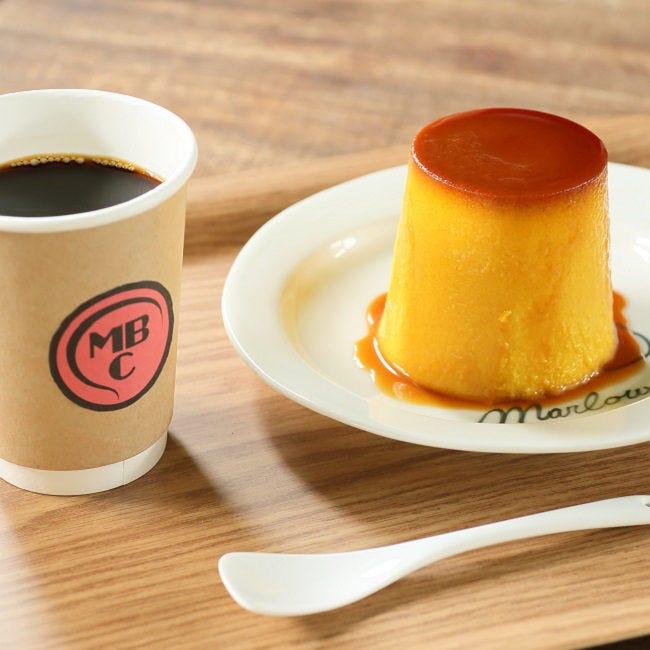 全国初!手焼きプリンで人気の葉山「マーロウ」がそごう横浜店に新業態のコーヒーショップをOPEN