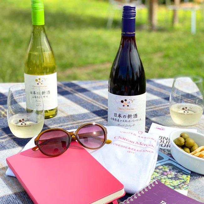 今年のワインの出来も上々!「勝沼ワイナリーフェスティバル2020」をおうちでも楽しもう