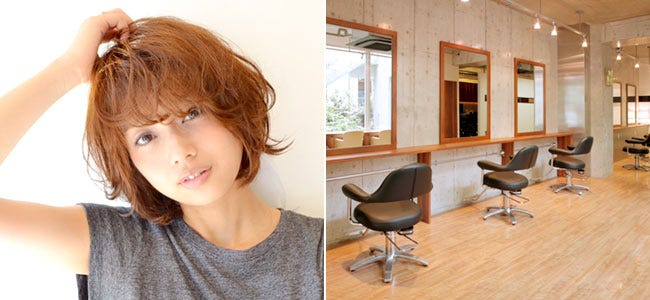 hair relax spa Beige(恵比寿)