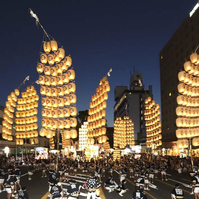 旅の目的にしたい イベント・祭り・フェス 秋田の魂が集結「新・秋田の行事inおおだて2016」