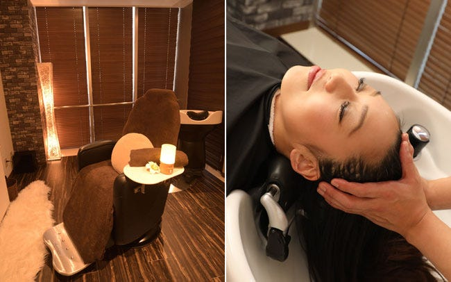 L'Amour HEAD SPA SALON(関内)