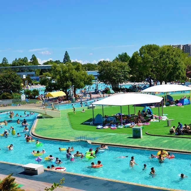 プールやBBQ、浴衣イベントから花畑まで充実!立川の国営昭和記念公園で「サマーフェスティバル2019」開催