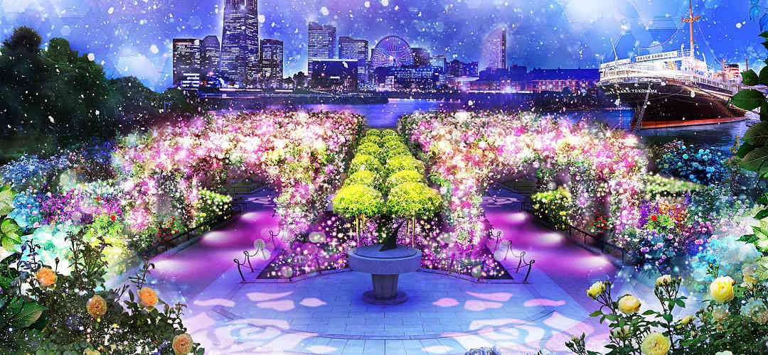SNOW ROSE GARDEN YOKOHAMA Directed by NAKED _PC