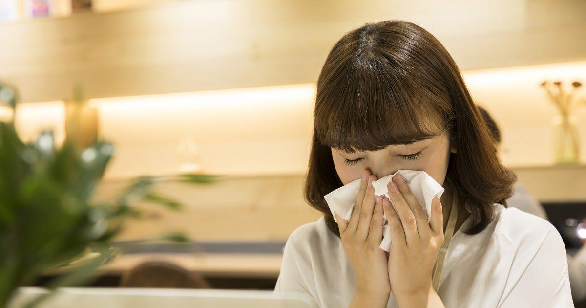 方 花粉 症 鼻水 止め