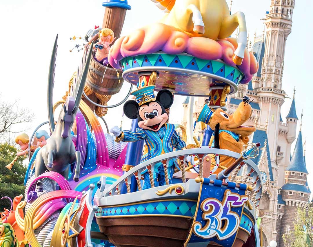 攻略法】東京ディズニーリゾート2018|東京ディズニーランド&ディズニー