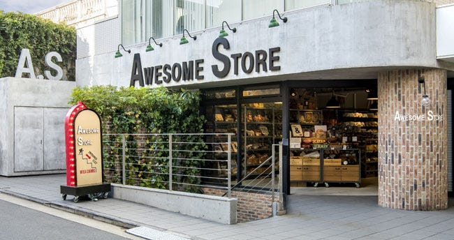 AWESOME STORE(オーサムストア)