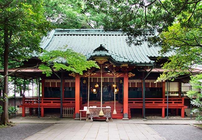 赤坂氷川神社で!女子に効く東京の初詣スポット2020 - OZmall