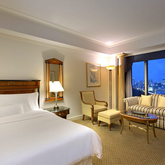 一度は泊まってみたい。40代以上が絶賛する、憧れ高級ホテル口コミ年間ランキング