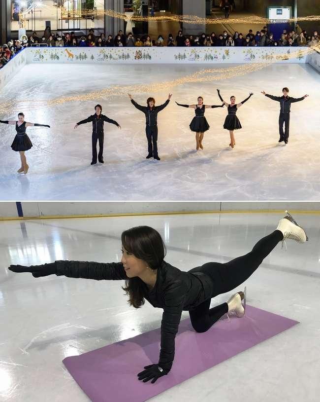スケート 二子 玉川