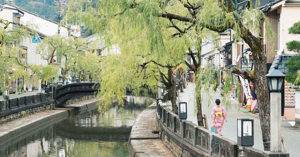 関西圏のおすすめ小旅行!城崎温泉を遊び倒すため …