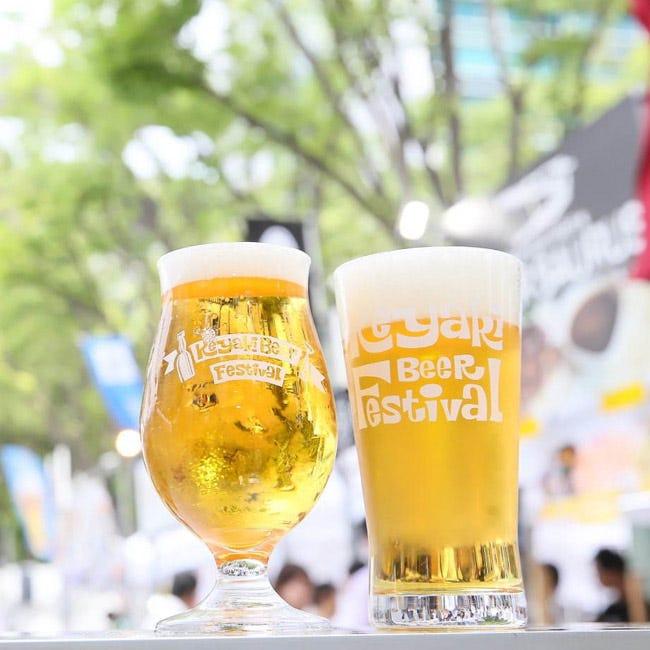 300種類以上のビールが大集合!「2019 けやきひろば 春のビール祭り」が5月29日(水)から5日間開催