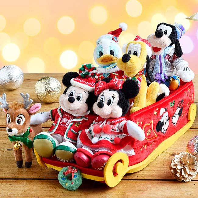 ディズニー・クリスマス限定グッズBEST5!ぬいぐるみバンドやチョコレートなど、東京ディズニーランドの注目グッズランキング
