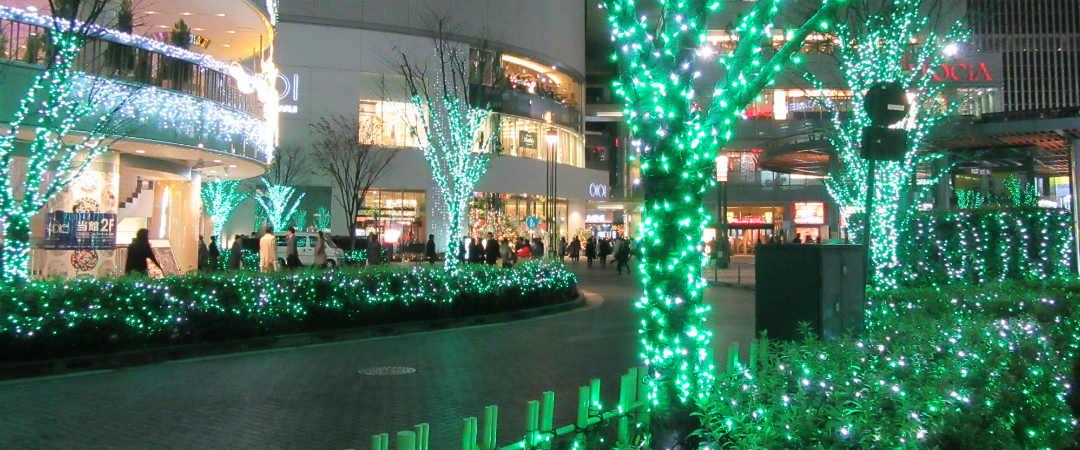 Xmas有楽町駅周辺01