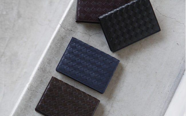 土屋鞄製造所のレザーカードケース