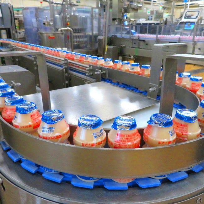 【大人の工場見学】ヤクルトの誕生から80年!製造ラインの見学も楽しい「(株)千葉ヤクルト工場」