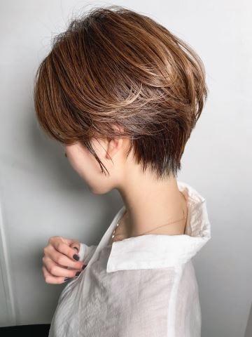 春日一番 髪型