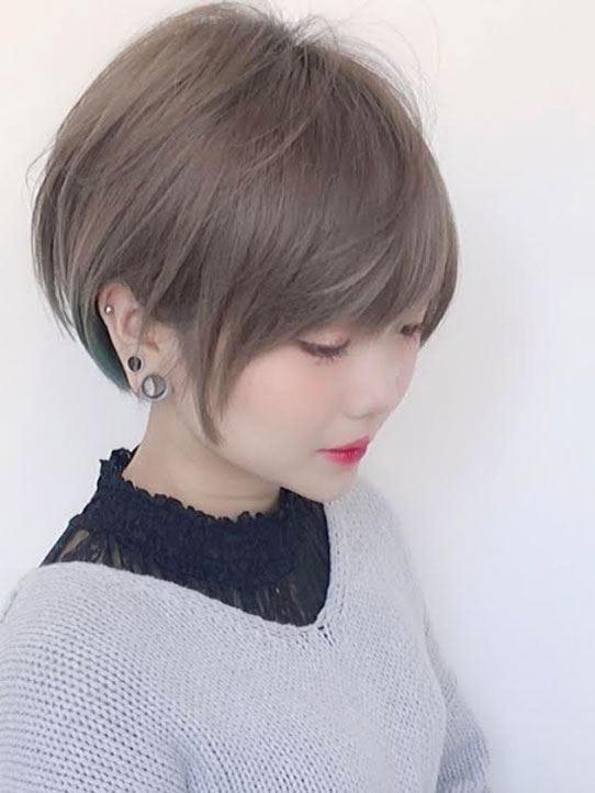 【2019年夏】40代に似合うストレートパーマの髪型[ヘアカタログ ...