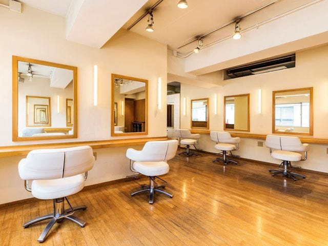 HAIR SALON nuance/表参道